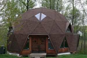 Купольные дома - альтернатива дачи
